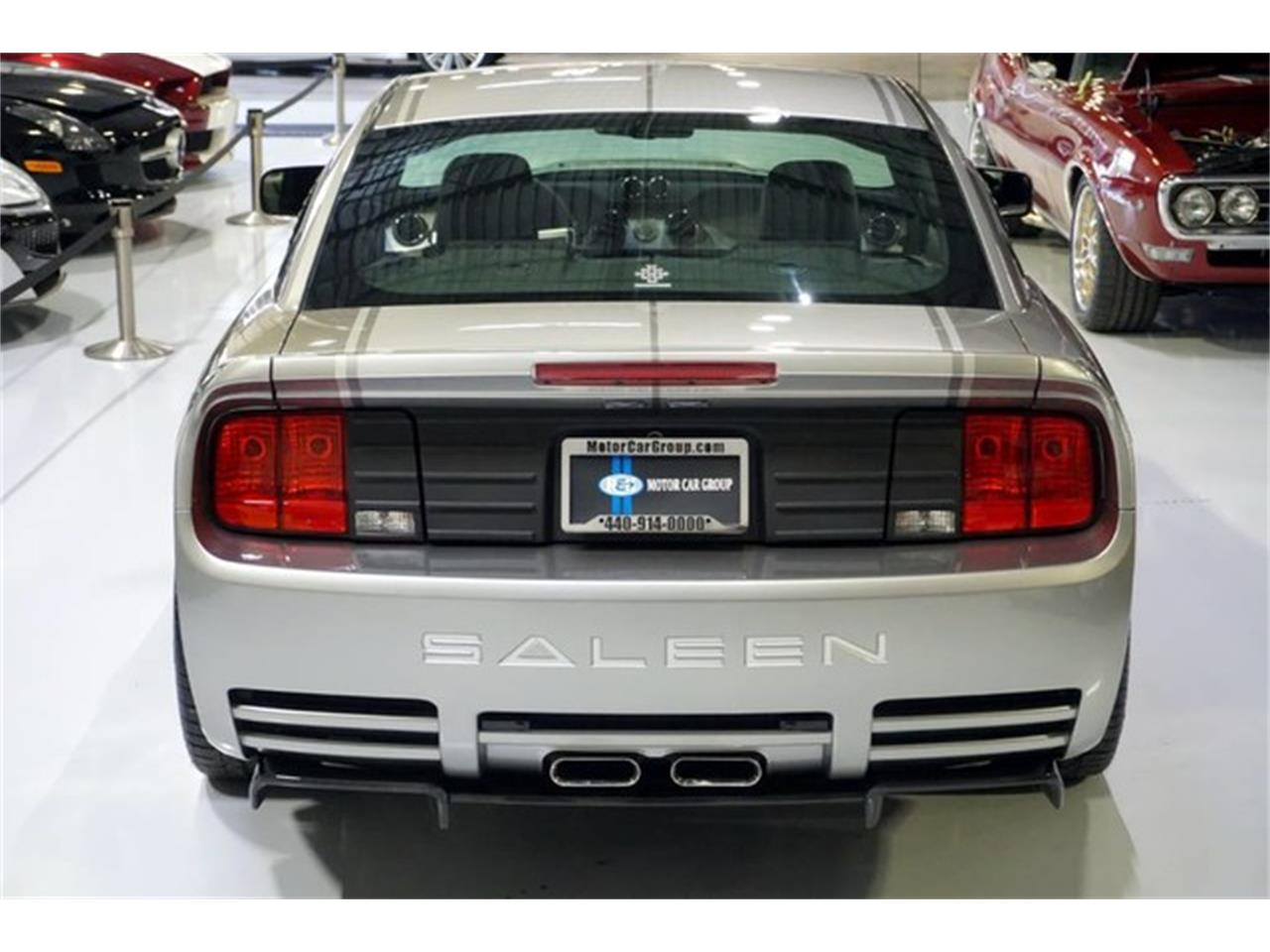 2008 Ford Mustang Saleen S302e Sterling For Sale Classiccars Com