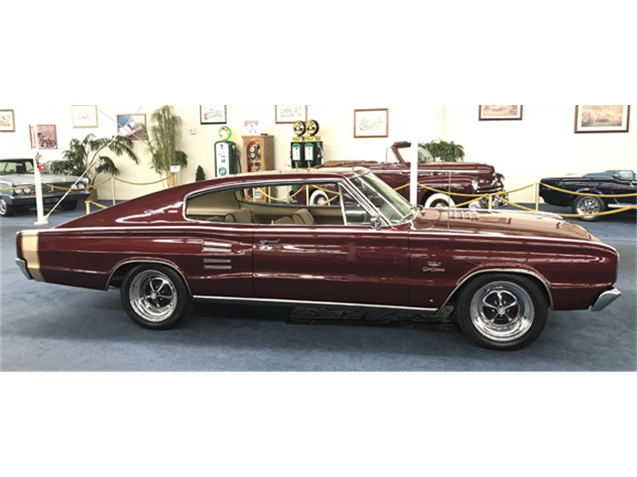 Large Picture of '66 Charger - L2W4