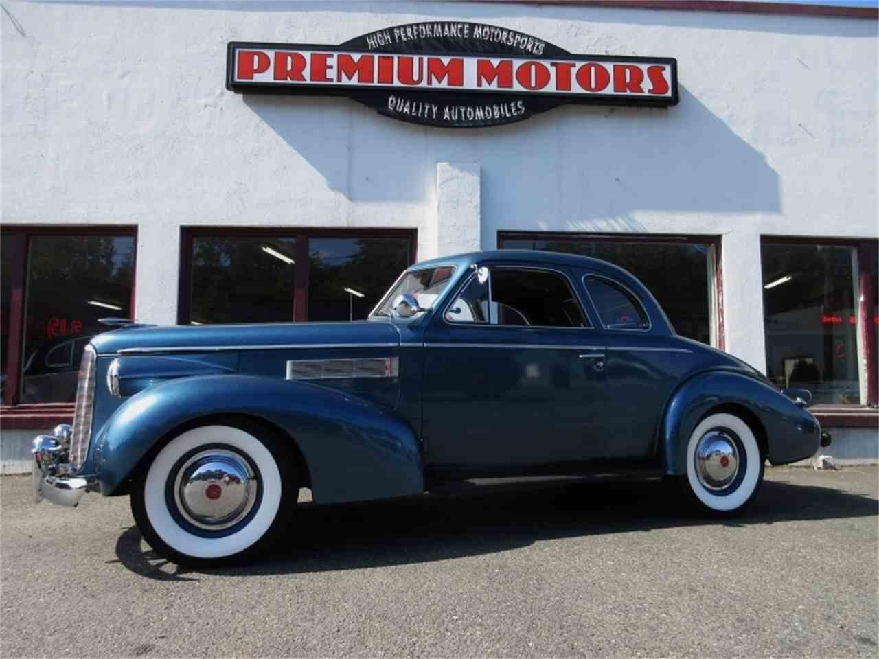 1939 Cadillac LaSalle for Sale | ClicCars.com | CC-983528
