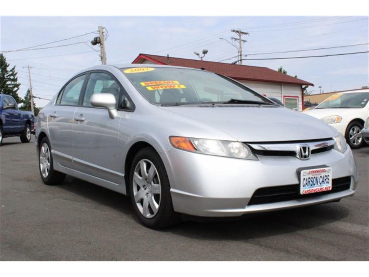 Large Picture of 2007 Civic - $7,995.00 - L2WF