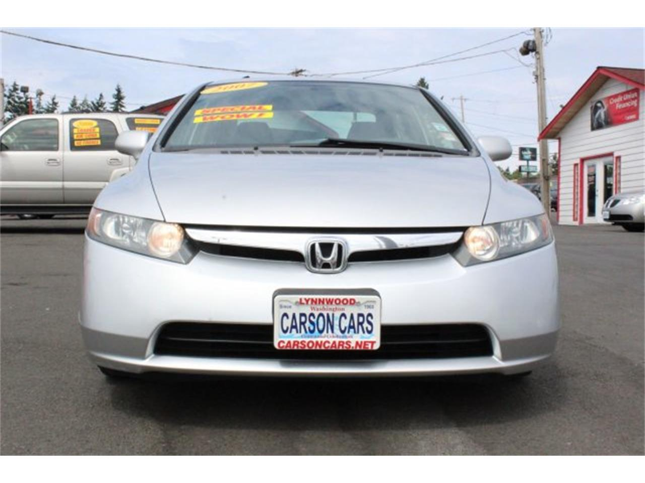 Large Picture of 2007 Honda Civic located in Washington - $7,995.00 Offered by Carson Cars - L2WF