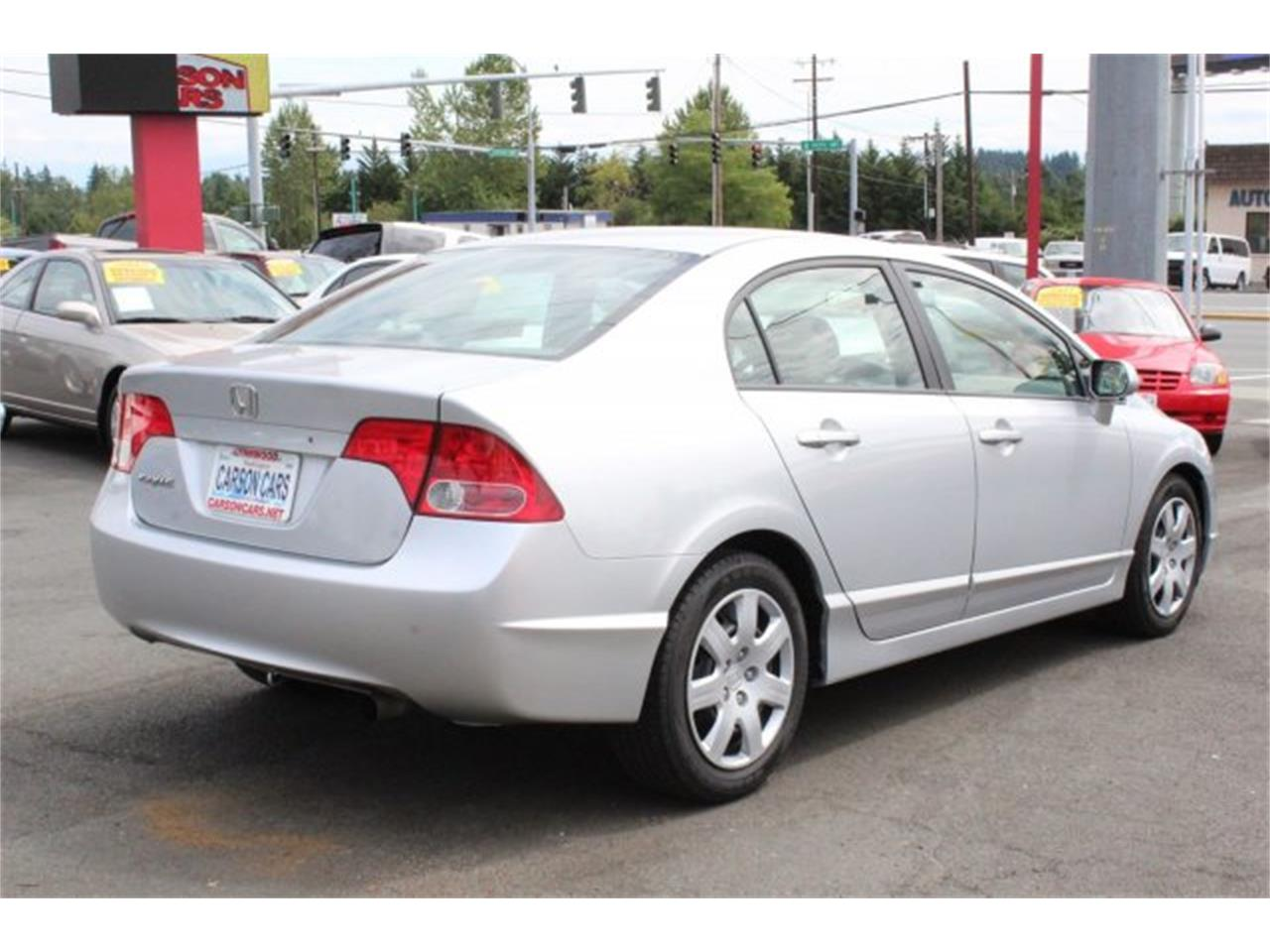 Large Picture of 2007 Civic Offered by Carson Cars - L2WF
