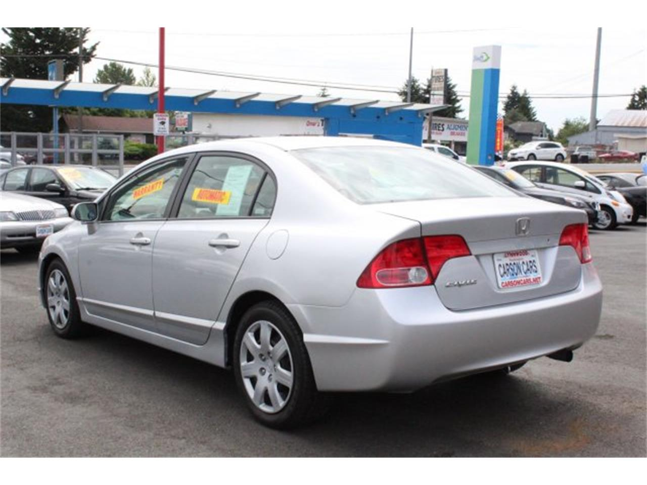 Large Picture of '07 Civic located in Lynnwood Washington - $7,995.00 - L2WF