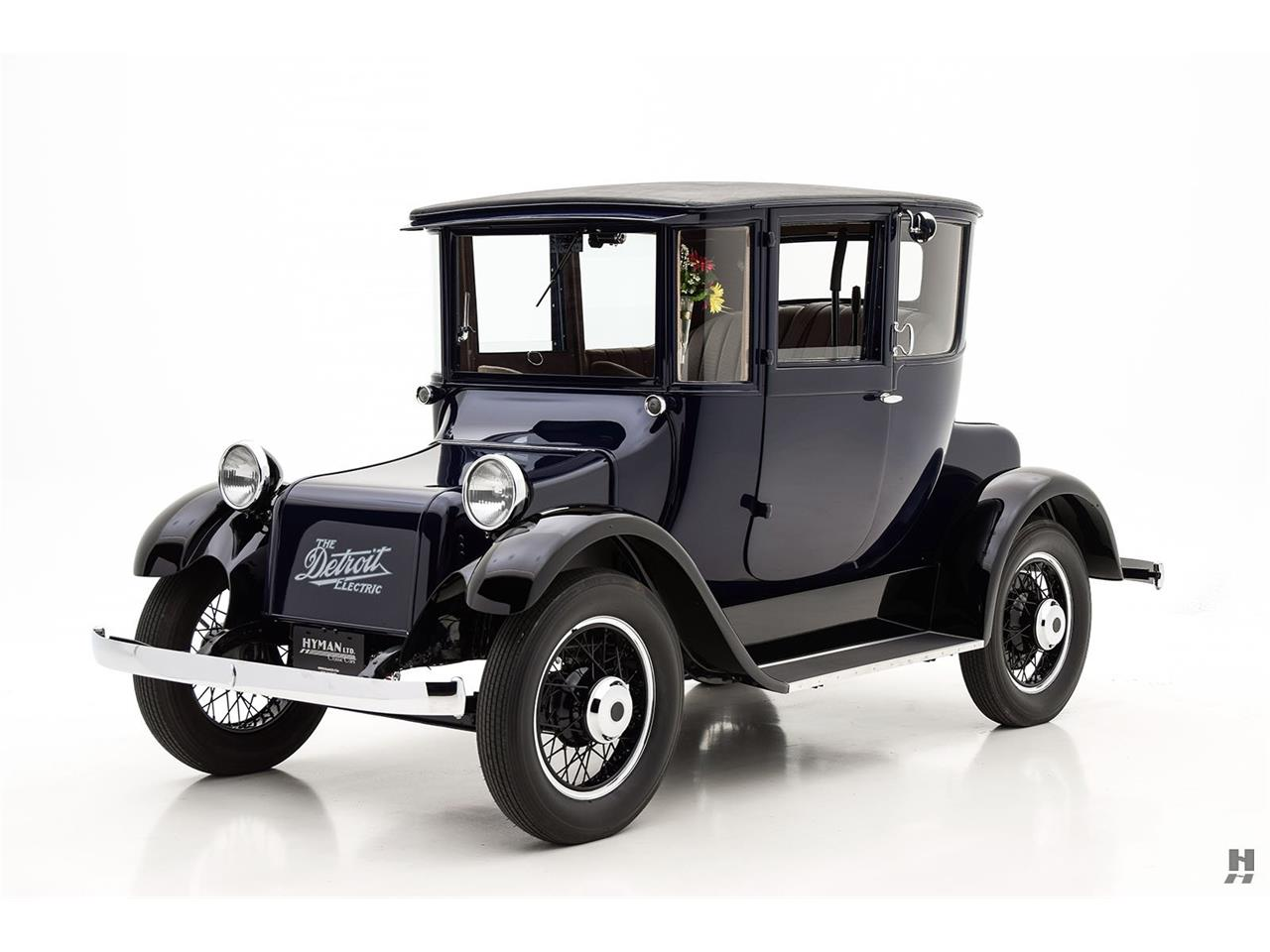 Large Picture of Classic 1931 Detroit Electric Model 97 - $99,500.00 - L0G2