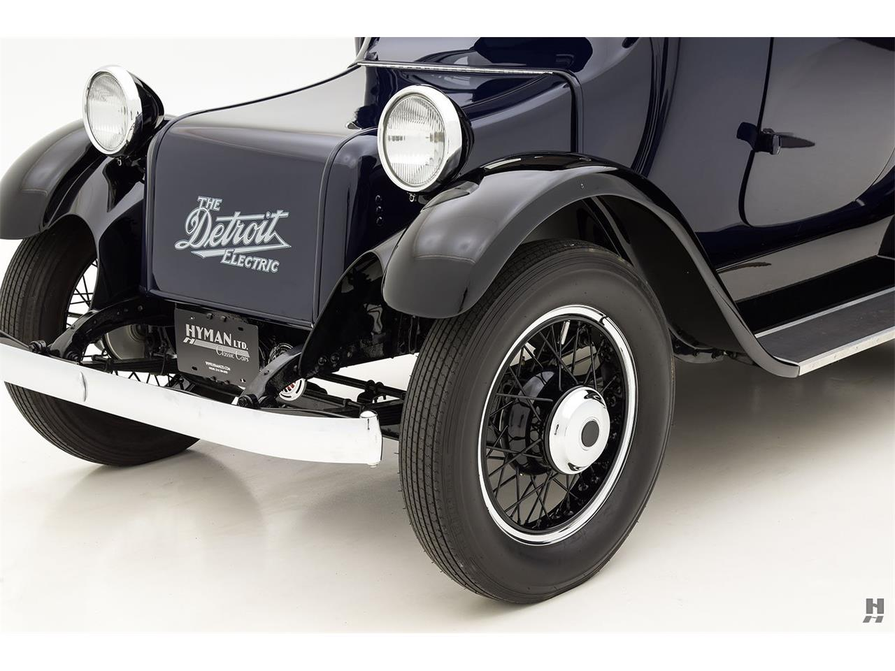 Large Picture of 1931 Detroit Electric Model 97 - L0G2