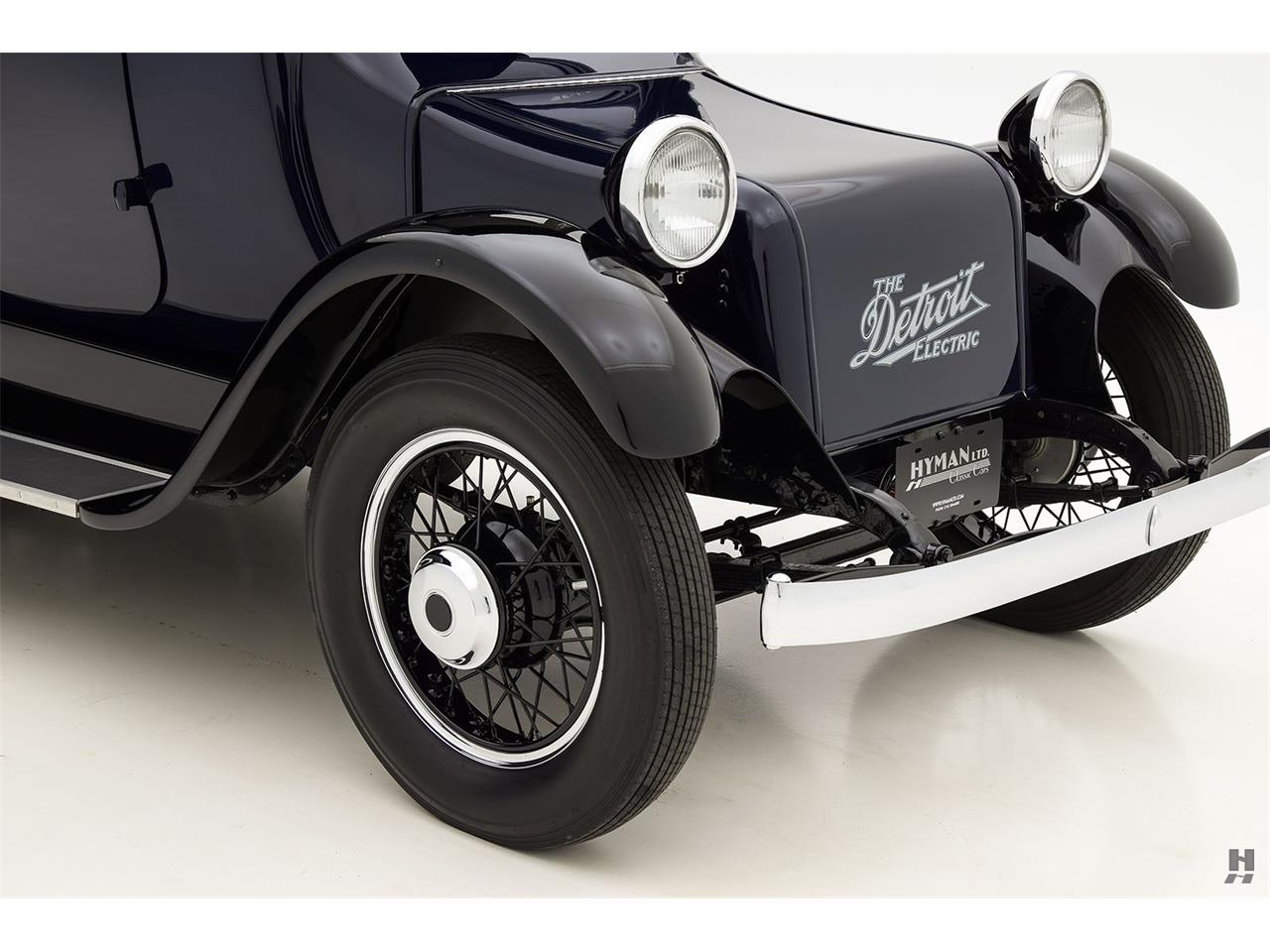 Large Picture of Classic 1931 Detroit Electric Model 97 located in Missouri - $99,500.00 Offered by Hyman Ltd. Classic Cars - L0G2