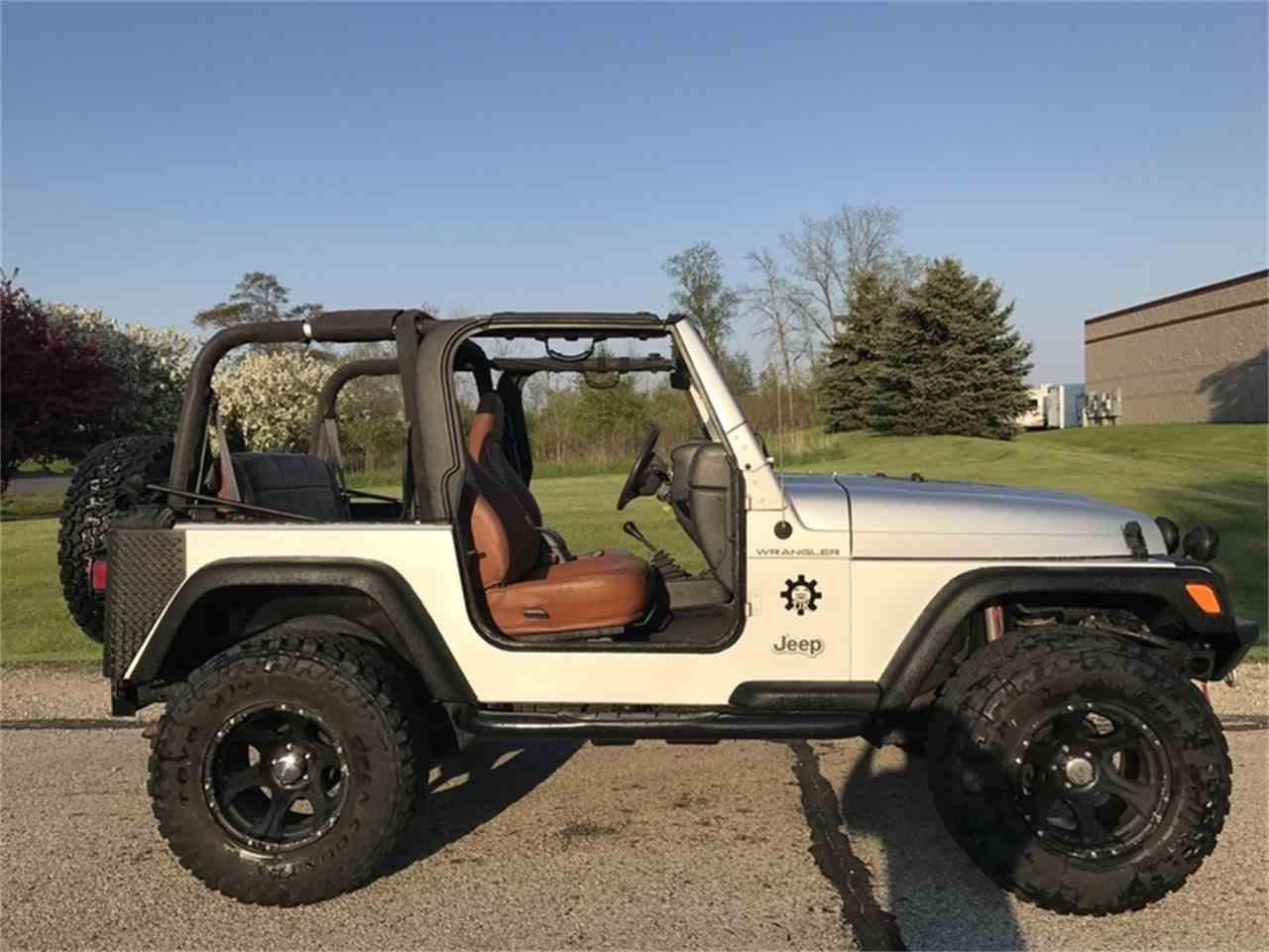 2002 jeep wrangler for sale cc 983541. Black Bedroom Furniture Sets. Home Design Ideas