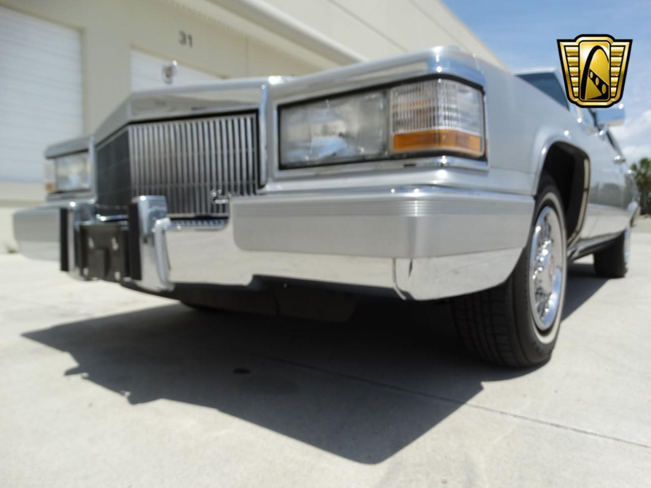 Large Picture of '90 Cadillac Brougham located in Coral Springs Florida - $22,595.00 Offered by Gateway Classic Cars - Fort Lauderdale - L2WV