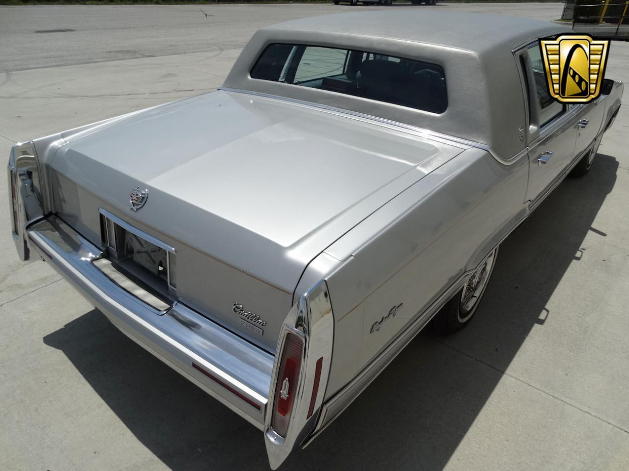 Large Picture of '90 Cadillac Brougham located in Coral Springs Florida - $22,595.00 - L2WV