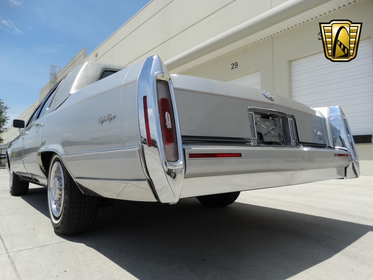 Large Picture of '90 Cadillac Brougham located in Coral Springs Florida - L2WV