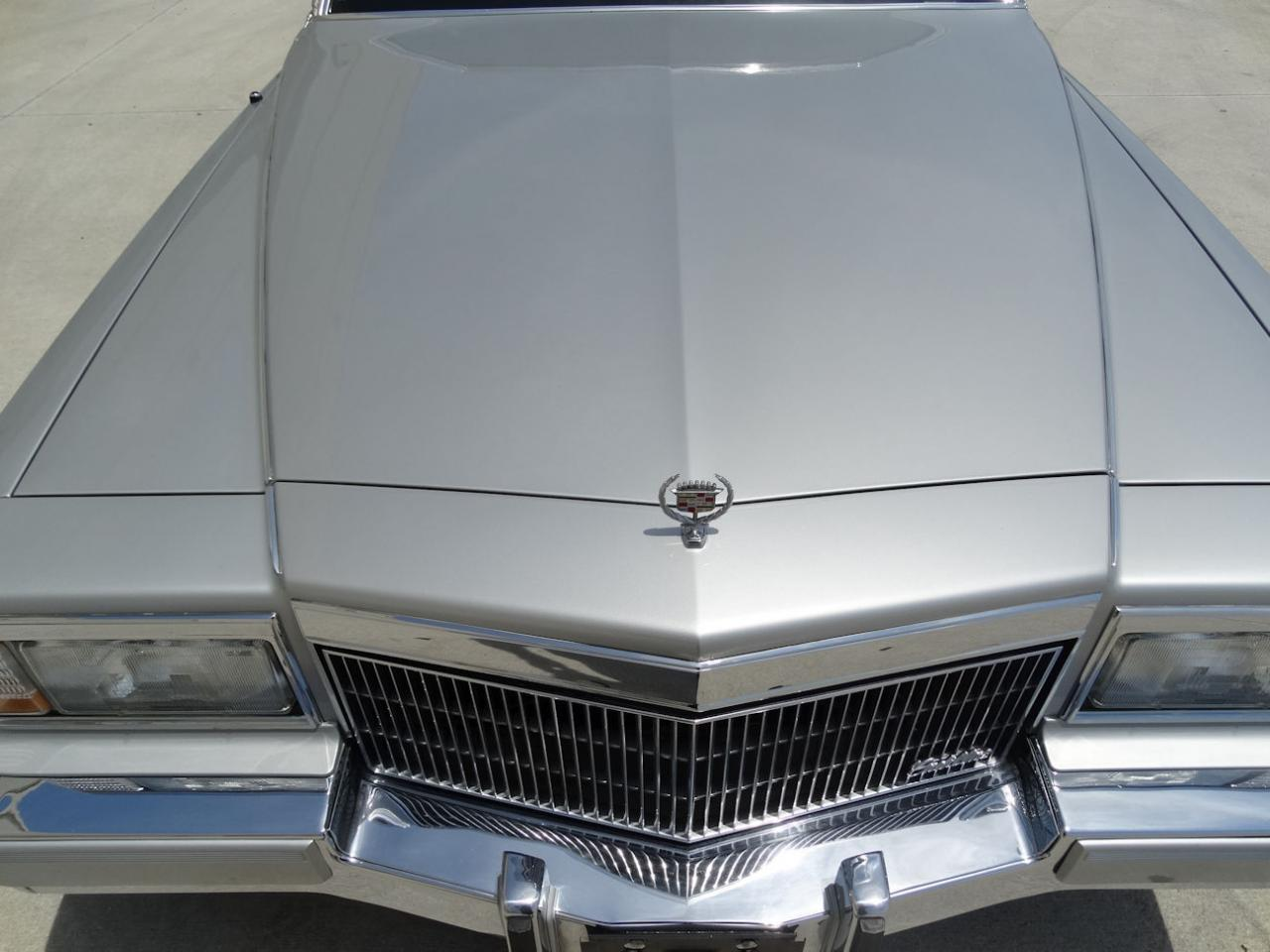 Large Picture of '90 Cadillac Brougham located in Coral Springs Florida Offered by Gateway Classic Cars - Fort Lauderdale - L2WV