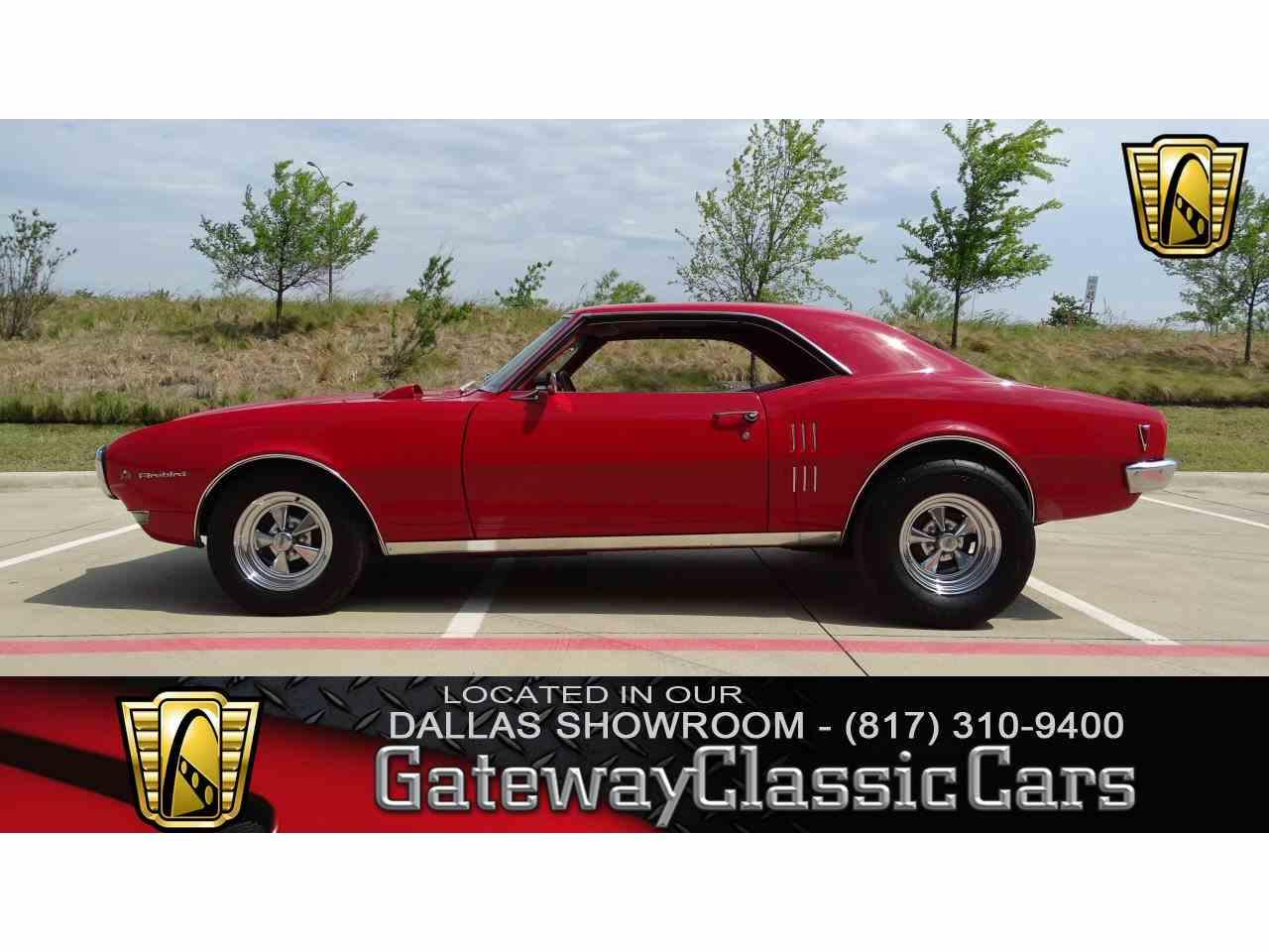 1968 Pontiac Firebird for Sale   ClassicCars.com   CC-983555