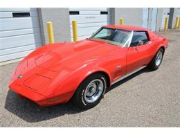 Picture of Classic 1973 Corvette located in Shelby Township Michigan - L2XM