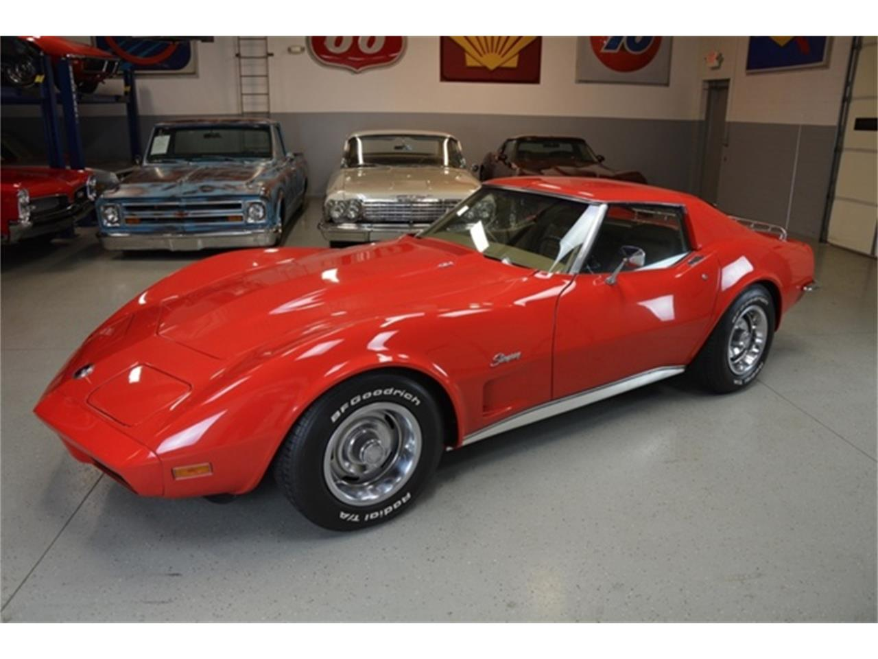 Large Picture of Classic 1973 Chevrolet Corvette Offered by Rev Up Motors - L2XM