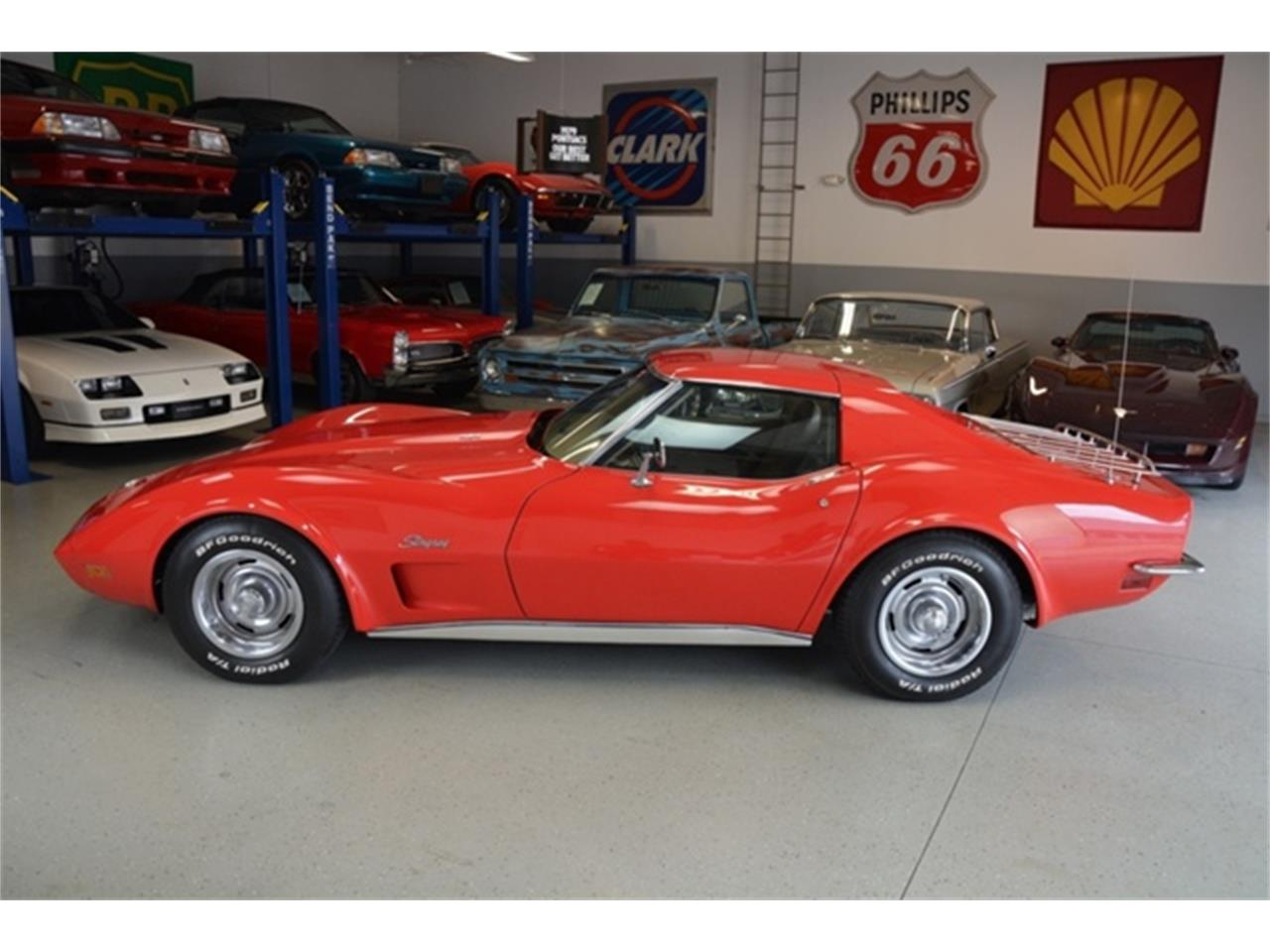 Large Picture of '73 Chevrolet Corvette Offered by Rev Up Motors - L2XM