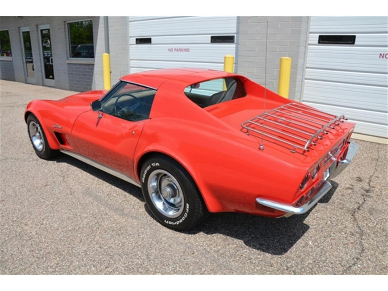 Large Picture of '73 Corvette located in Shelby Township Michigan Offered by Rev Up Motors - L2XM