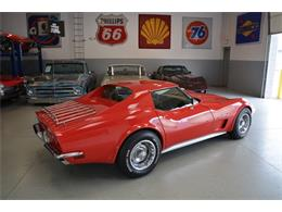 Picture of 1973 Chevrolet Corvette located in Shelby Township Michigan Offered by Rev Up Motors - L2XM