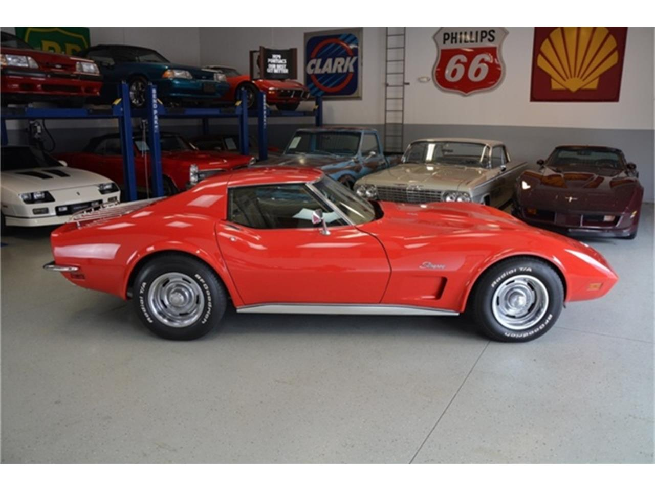 Large Picture of '73 Corvette Offered by Rev Up Motors - L2XM
