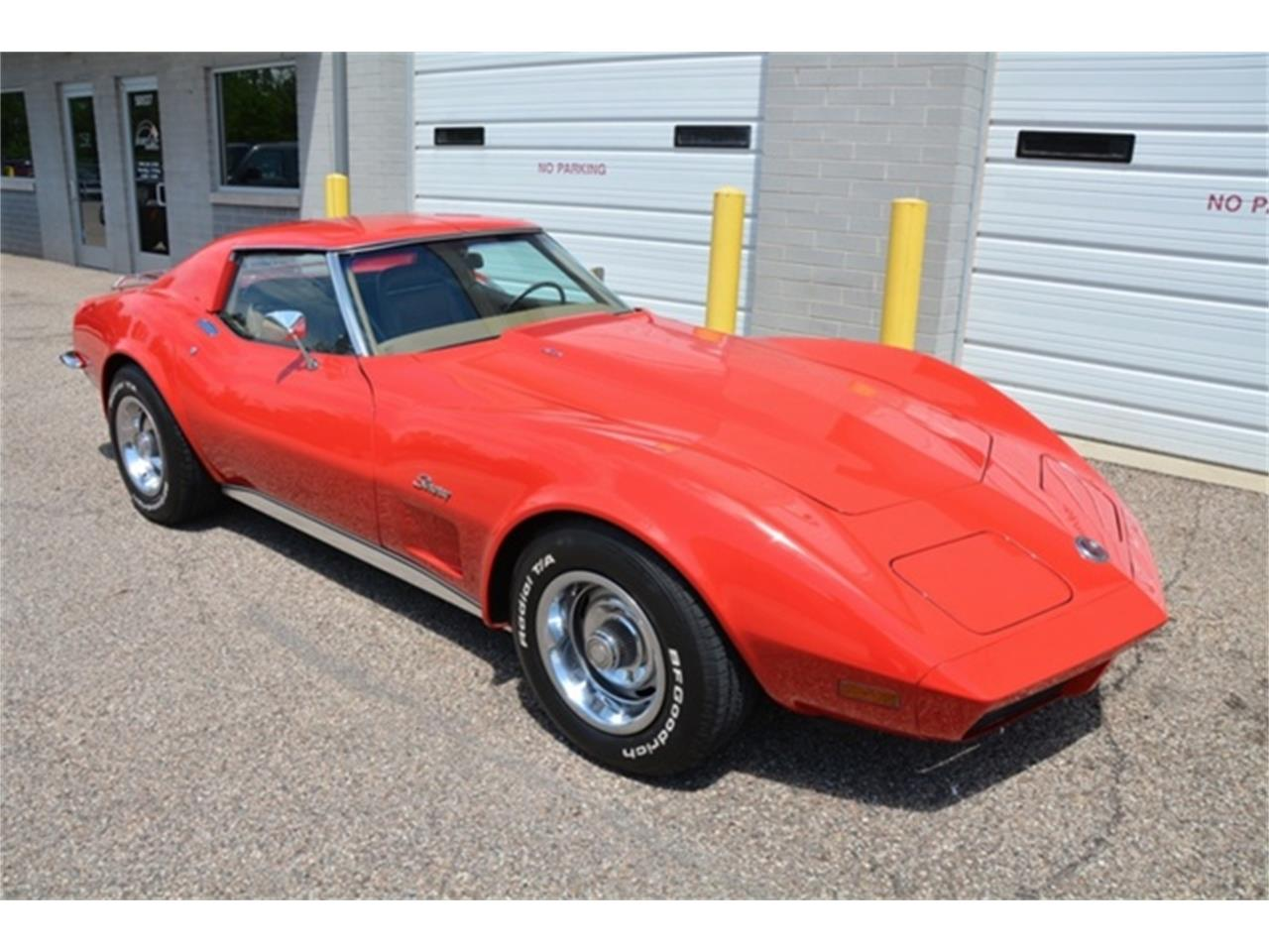 Large Picture of '73 Corvette - L2XM