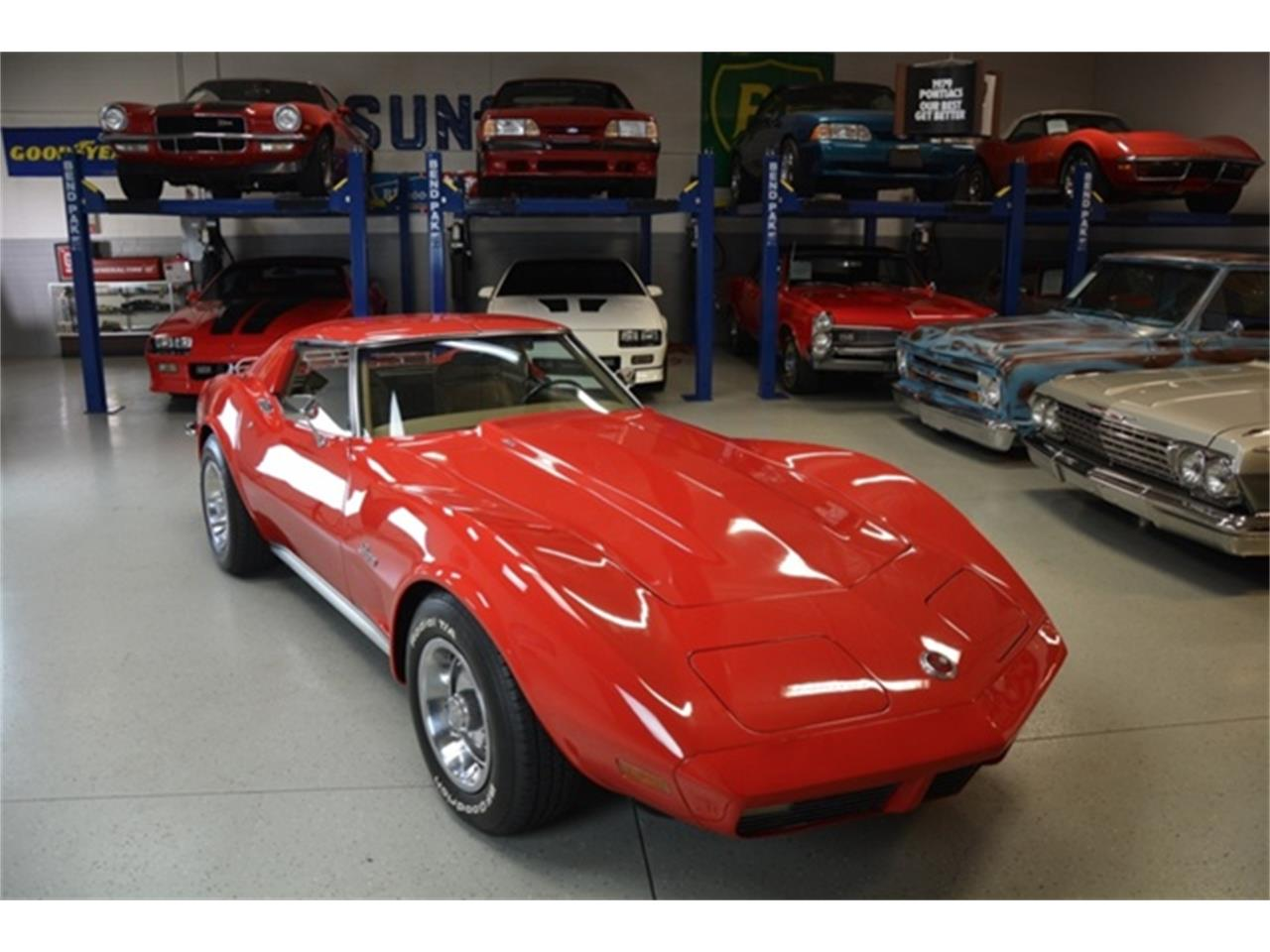 Large Picture of Classic '73 Chevrolet Corvette located in Michigan - $24,995.00 - L2XM