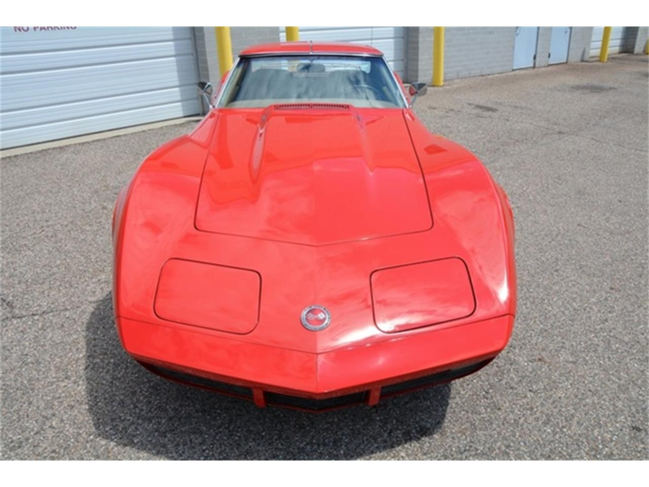 Large Picture of Classic 1973 Corvette Offered by Rev Up Motors - L2XM