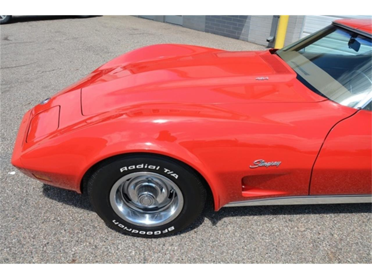 Large Picture of 1973 Chevrolet Corvette located in Shelby Township Michigan - $24,995.00 Offered by Rev Up Motors - L2XM
