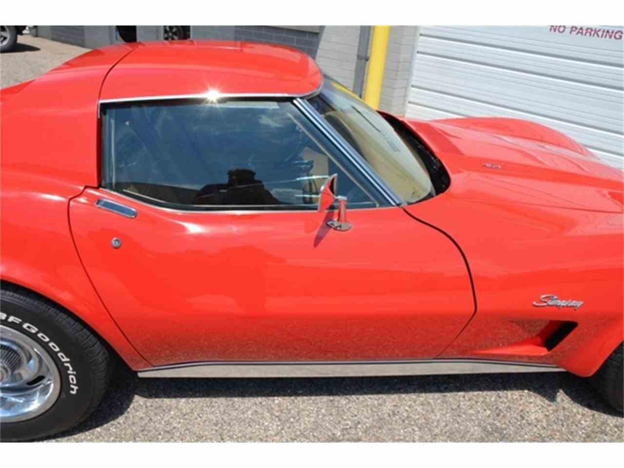 Large Picture of '73 Corvette - L2XM