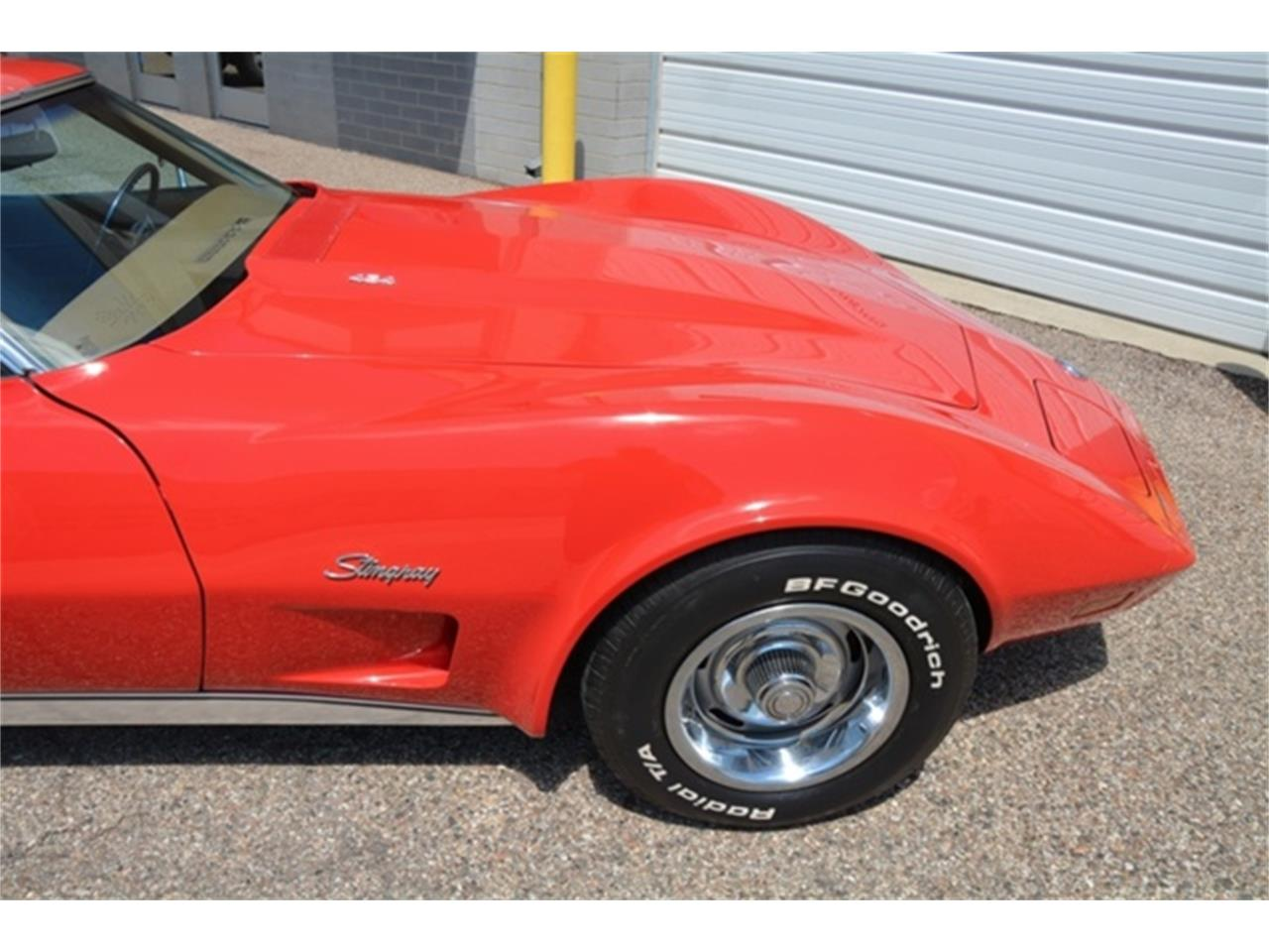 Large Picture of Classic '73 Corvette located in Shelby Township Michigan - $24,995.00 - L2XM