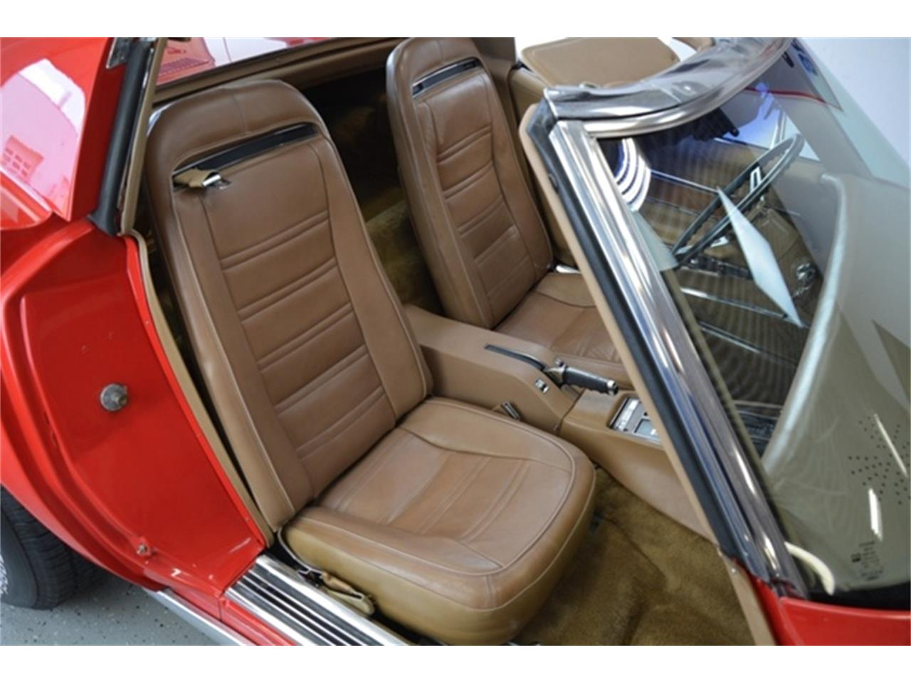 Large Picture of Classic 1973 Corvette located in Michigan - $24,995.00 Offered by Rev Up Motors - L2XM