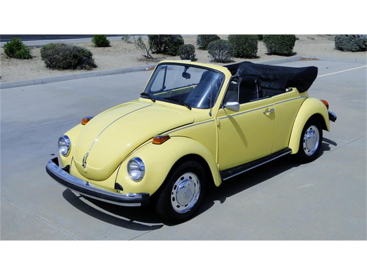 Large Picture of '74 SUPER BEETLE CONVERTIBLE - L2XW