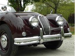 Picture of 1955 Jaguar XK-140 Sport Roadster - L2YC