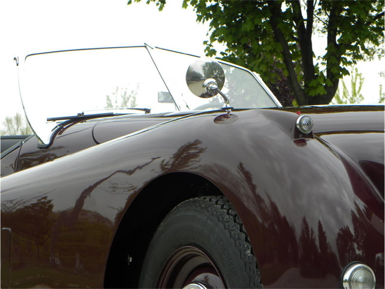 Large Picture of Classic 1955 Jaguar XK-140 Sport Roadster - $129,000.00 Offered by Volo Auto Museum - L2YC