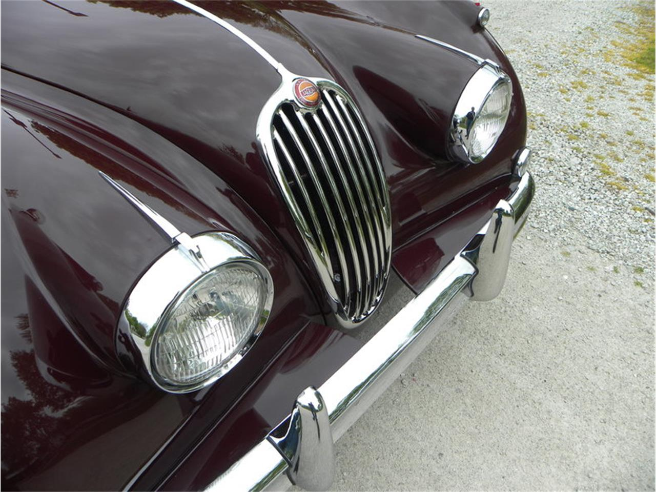 Large Picture of '55 Jaguar XK-140 Sport Roadster - $129,000.00 - L2YC
