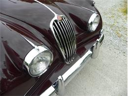 Picture of Classic 1955 XK-140 Sport Roadster located in Volo Illinois - $129,000.00 Offered by Volo Auto Museum - L2YC