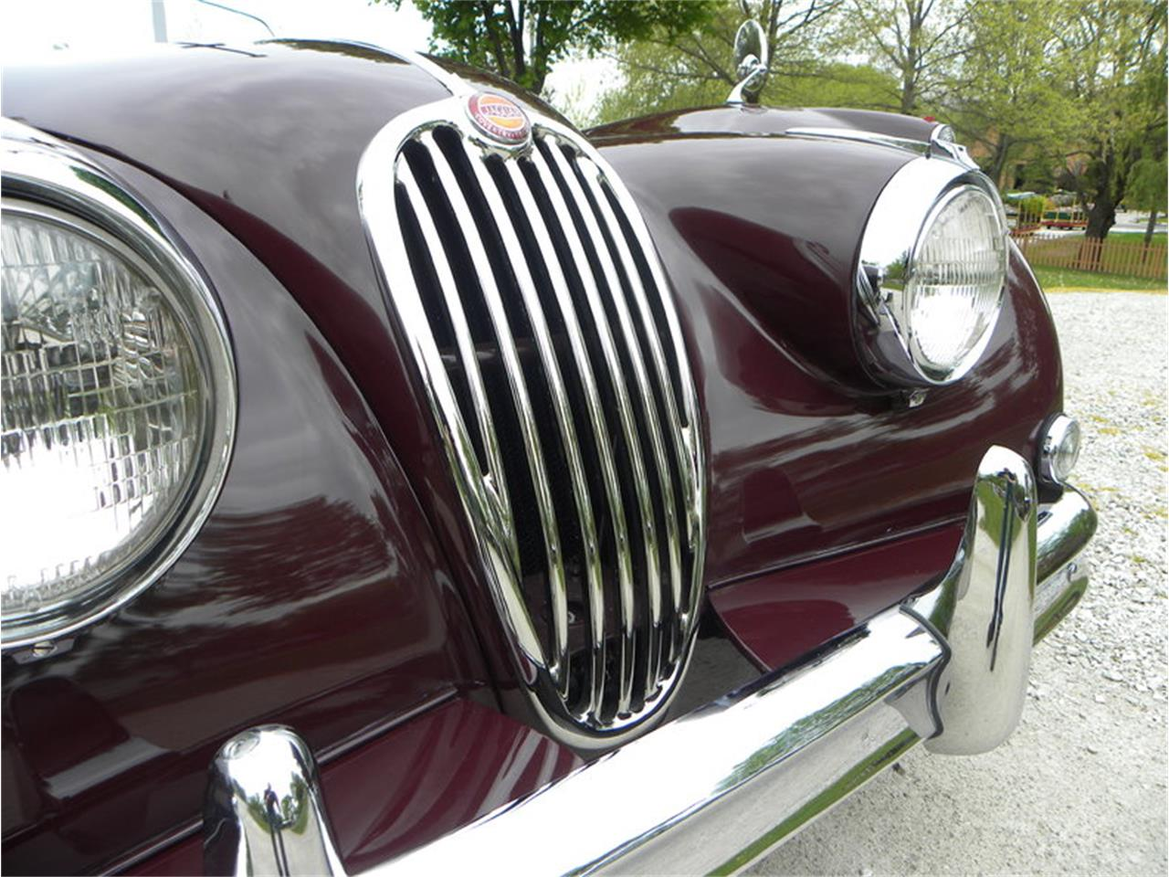 Large Picture of 1955 Jaguar XK-140 Sport Roadster located in Volo Illinois - L2YC
