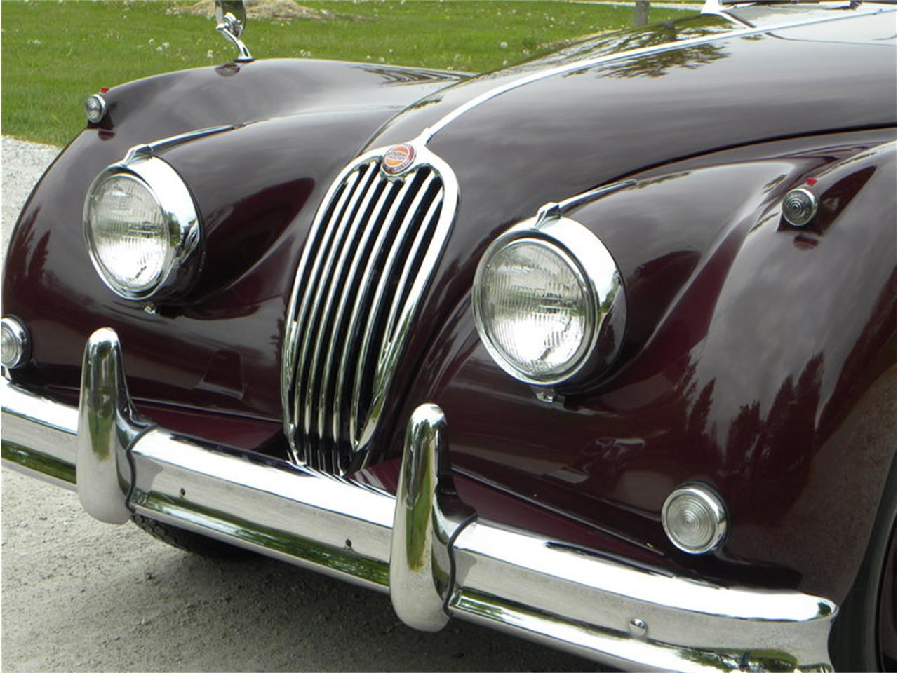 Large Picture of Classic 1955 XK-140 Sport Roadster - L2YC