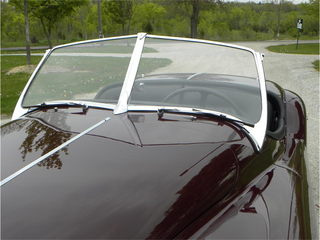 Large Picture of Classic '55 XK-140 Sport Roadster - $129,000.00 Offered by Volo Auto Museum - L2YC