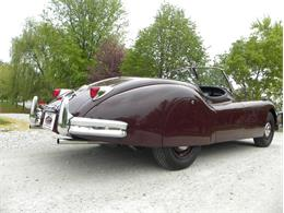 Picture of '55 XK-140 Sport Roadster located in Volo Illinois - $129,000.00 Offered by Volo Auto Museum - L2YC