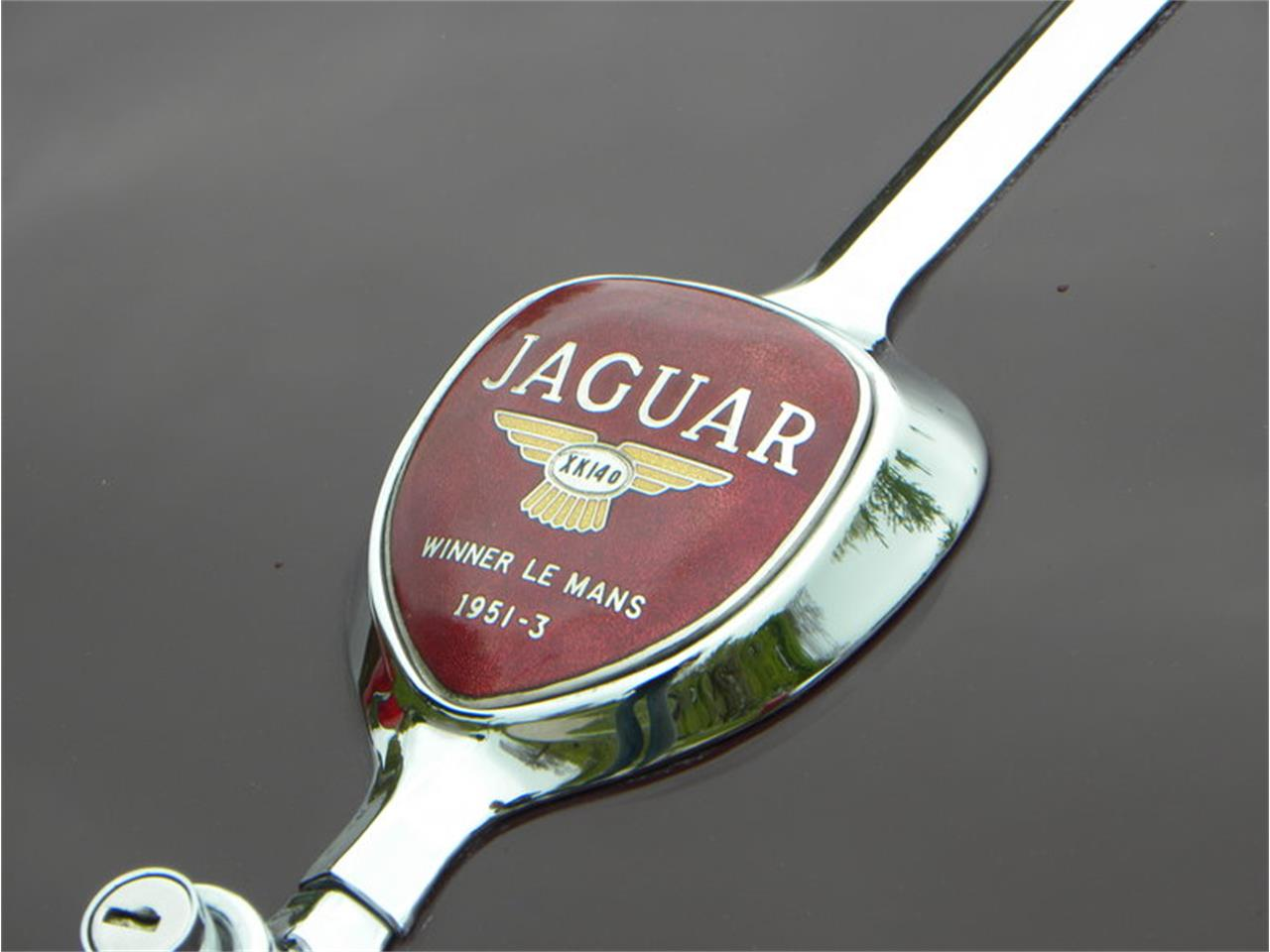 Large Picture of Classic 1955 Jaguar XK-140 Sport Roadster located in Volo Illinois - L2YC