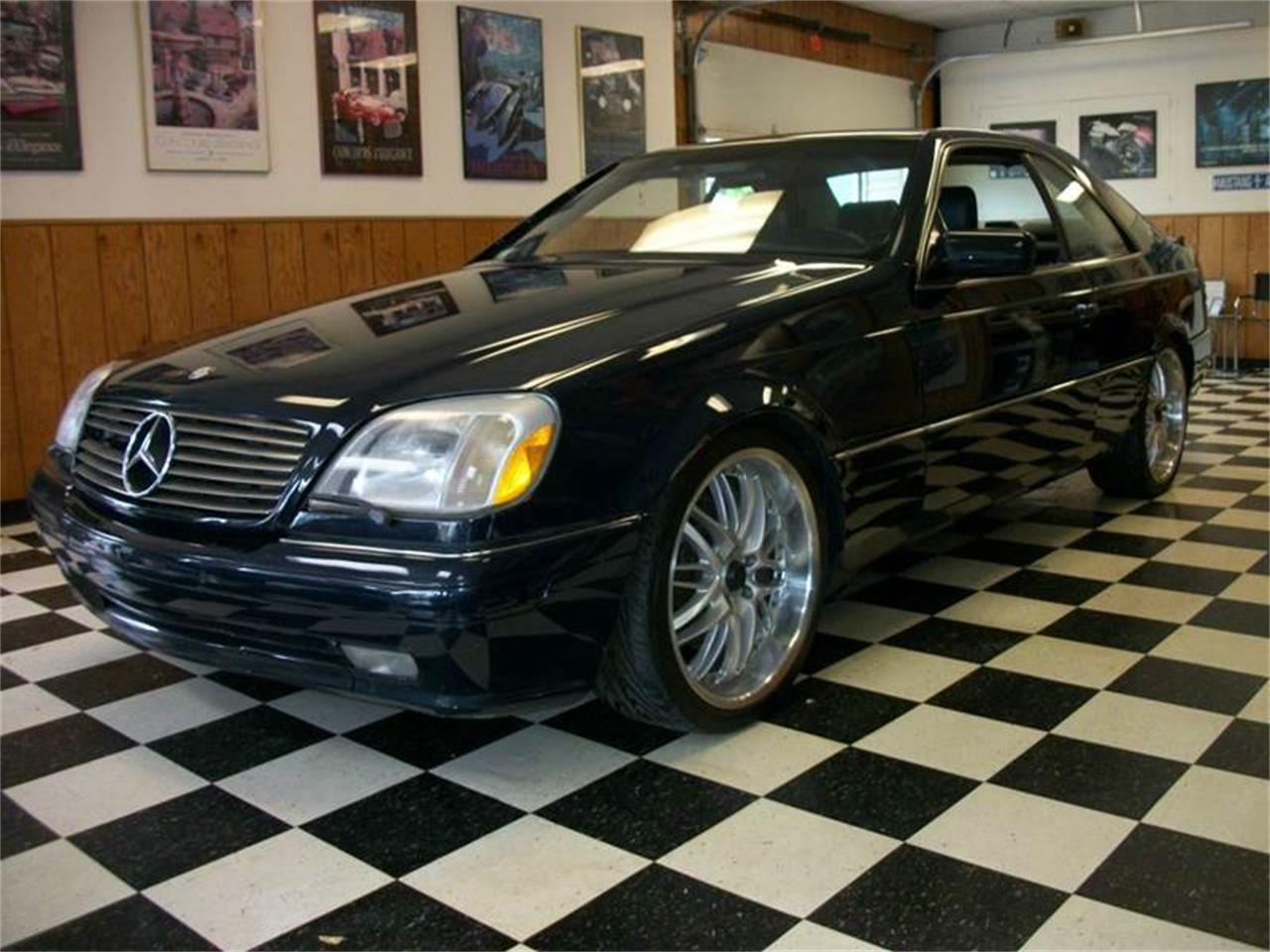 Large Picture of 1997 Mercedes-Benz S-Class located in Michigan Offered by Yono Brokerage Services, Inc. - L2YK