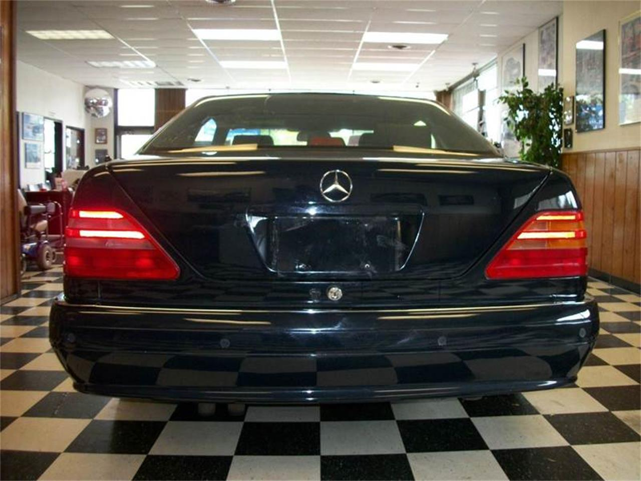 Large Picture of '97 Mercedes-Benz S-Class located in Michigan - L2YK