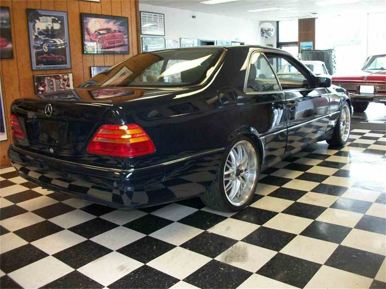 Large Picture of '97 S-Class - L2YK