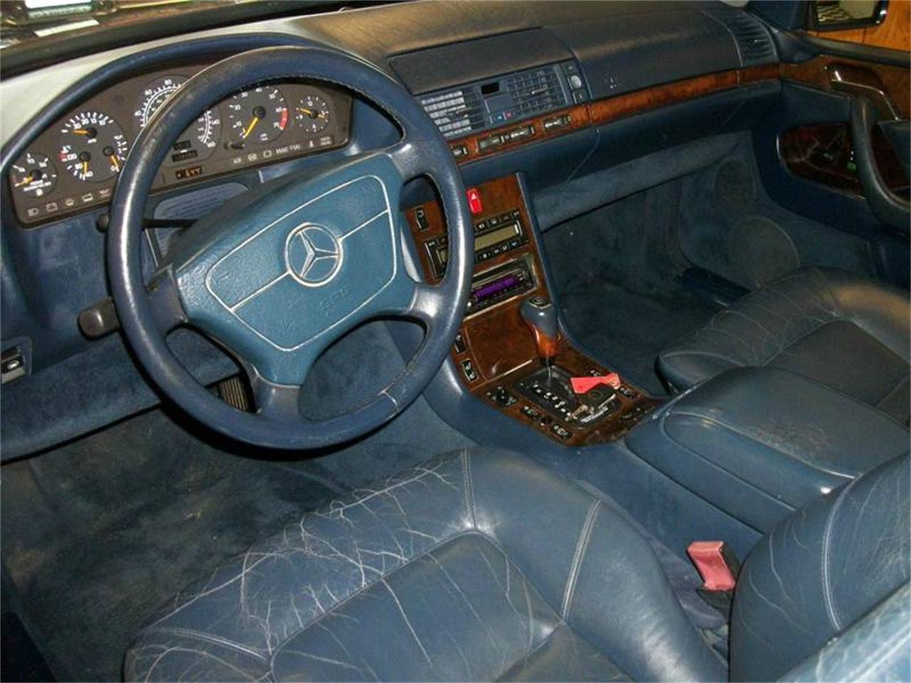 Large Picture of '97 Mercedes-Benz S-Class located in Farmington Michigan - L2YK