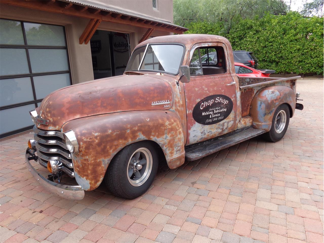 Large Picture of '51 Chevrolet  3100 located in Arizona Offered by Enthusiast Motor Cars of Texas - L2YX