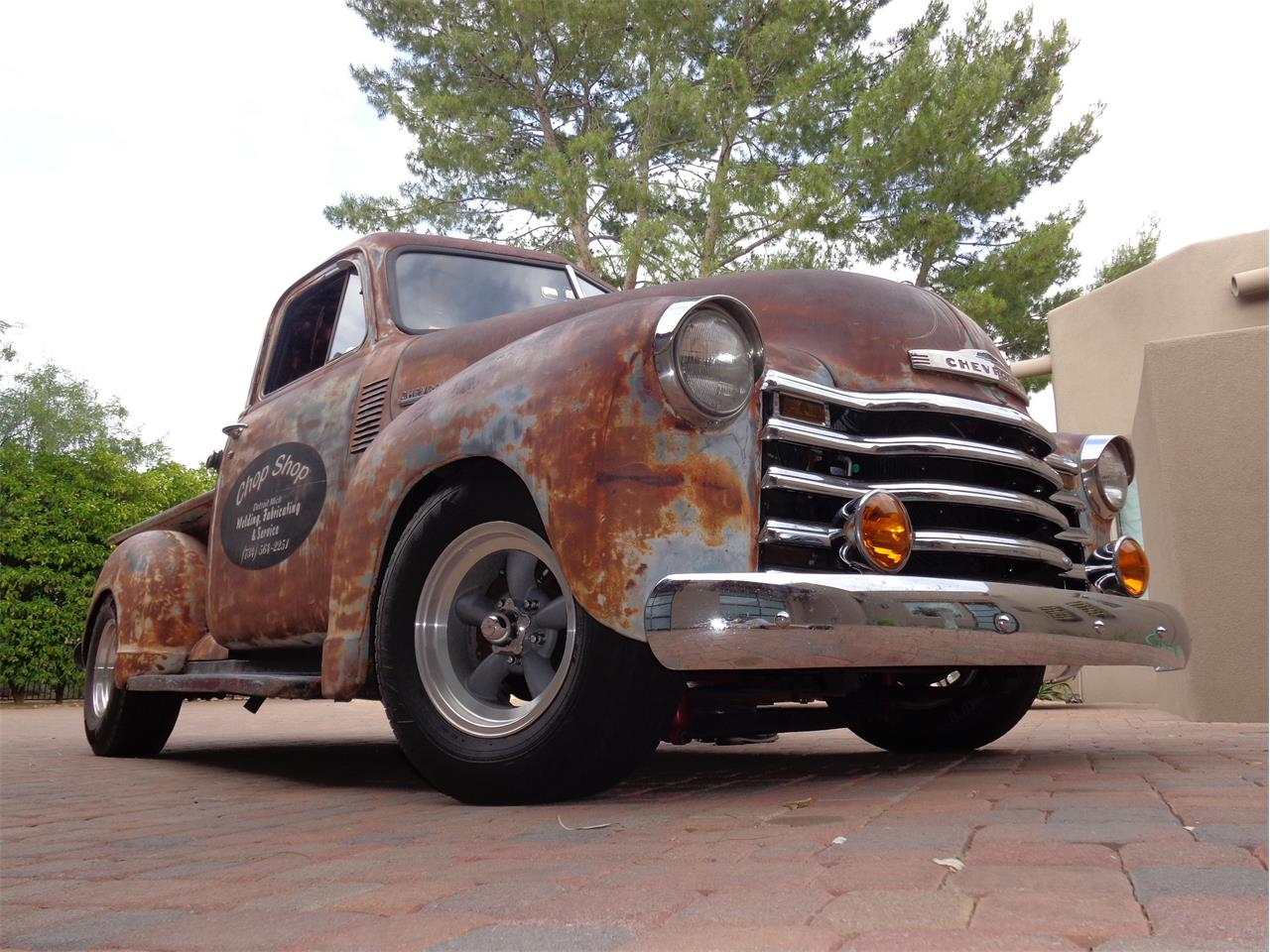 Large Picture of '51 Chevrolet  3100 located in Scottsdale Arizona - $34,400.00 Offered by Enthusiast Motor Cars of Texas - L2YX