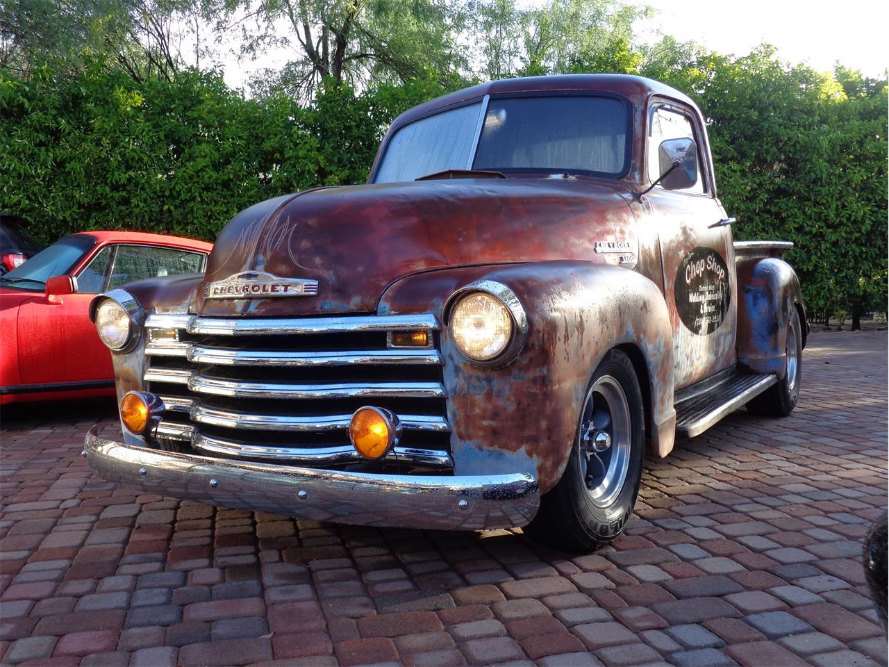 Large Picture of Classic 1951 Chevrolet  3100 located in Scottsdale Arizona - $34,400.00 - L2YX