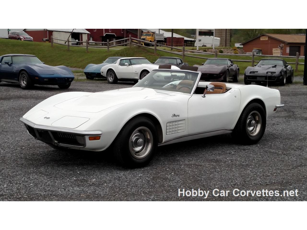 Large Picture of '71 Corvette - L2ZI