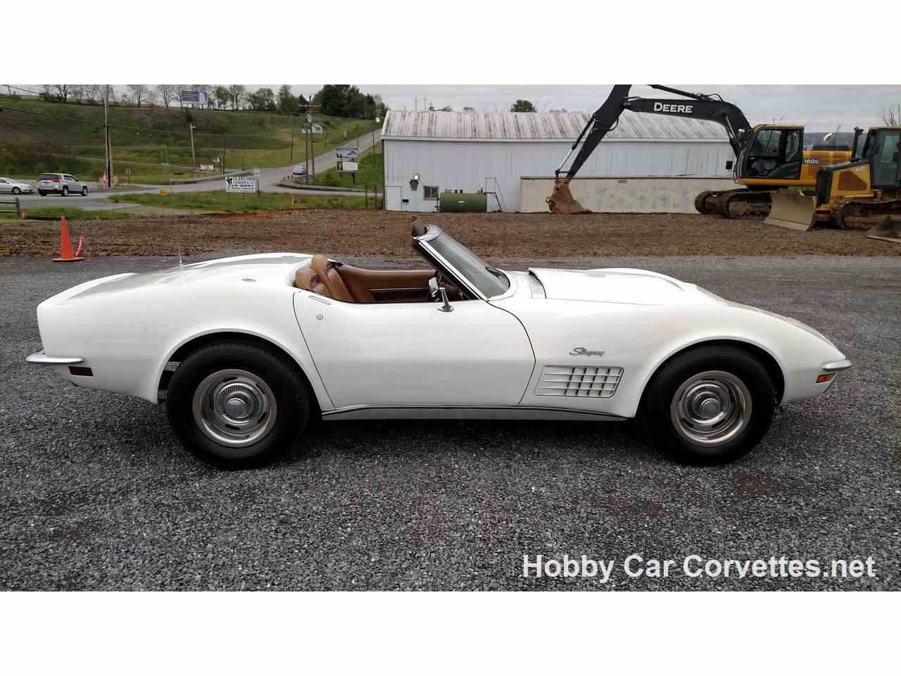 Large Picture of '71 Corvette - L2ZI