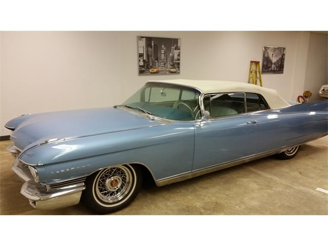1960 Cadillac Eldorado For Sale On Classiccars