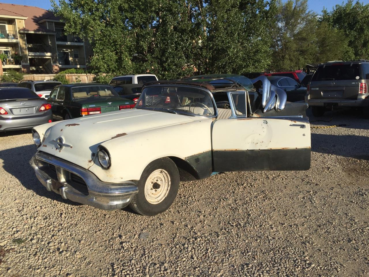 Large Picture of Classic 1956 Oldsmobile  Super 88  located in Colorado - $20,000.00 Offered by a Private Seller - L2ZW